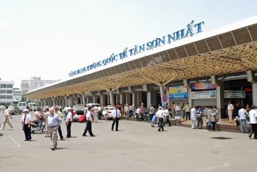 Nâng công suất Cảng HKQT Tân Sơn Nhất lên 25 triệu hành khách/năm
