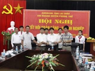 Agribank Lai Châu tích cực cho vay doanh nghiệp