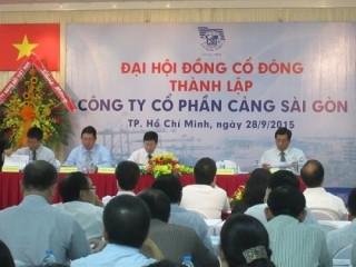 VietinBank và VPBank là nhà đầu tư chiến lược của Cảng Sài Gòn