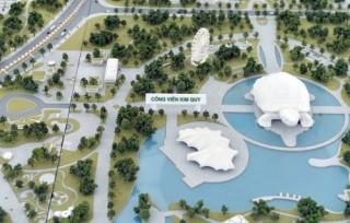Hà Nội động thổ dự án công viên nghìn tỷ