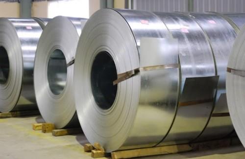 Áp thuế chống bán phá giá tạm thời đối với thép mạ nhập khẩu
