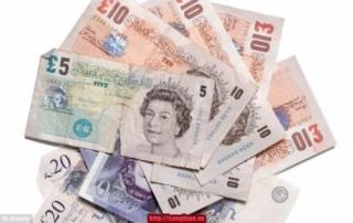Bảng Anh tăng lên cao nhất 3,5 tuần so với euro nhờ kỳ vọng vào BoE
