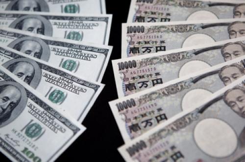 USD giao dịch sát đỉnh 7 tuần so với yên Nhật; bảng Anh tiếp tục nhích nhẹ