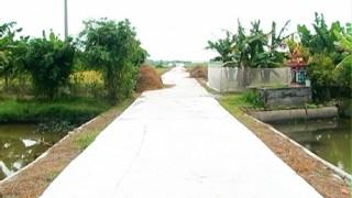 Hà Nội bố trí vốn cho Quốc Oai, Ba Vì thanh toán một số công trình nông thôn mới
