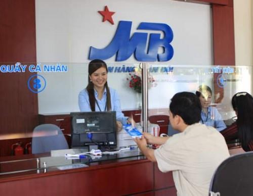 MB tiến hành ĐHCĐ bất thường thông qua việc sáp nhập Cty tài chính Sông Đà