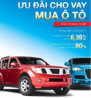 VietinBank cho DN vay mua ô tô với lãi suất chỉ từ 6,39%