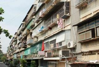 Lập kế hoạch cải tạo, xây dựng lại chung cư cũ tại Hải Phòng