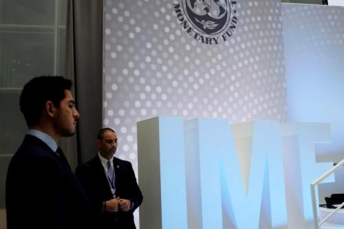 IMF cảnh báo Mỹ tăng lãi suất có thể làm gián đoạn dòng vốn châu Á