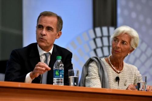 Lo ngại tăng trưởng yếu và bóng ma bảo hộ bao trùm Hội nghị IMF/WB