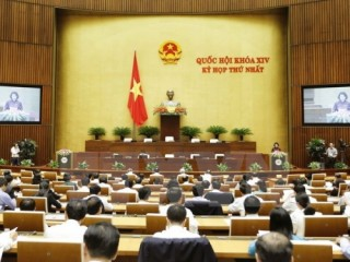 Sáng nay (20/10) khai mạc Kỳ họp thứ hai, Quốc hội khóa XIV