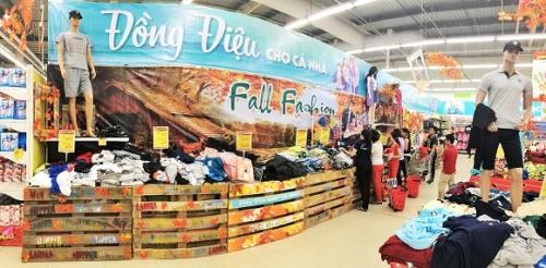 """Big C giảm giá đến 49% cho hơn 600 sản phẩm thời trang """"Đồng điệu cho cả nhà"""""""