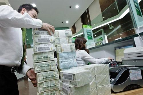 Dự trữ ngoại hối đạt kỷ lục mới 45 tỷ USD