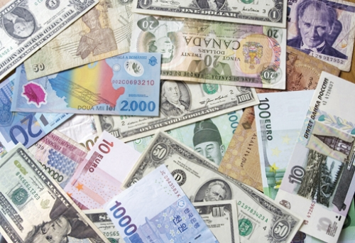 Tỷ giá các cặp đồng tiền chủ chốt ngày 12/10/2017
