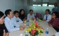 Phó Thống đốc Đào Minh Tú kiểm tra cải cách hành chính tại các TCTD ở TP.HCM