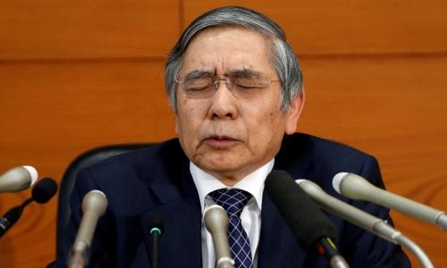 Thách thức tiếp theo của NHTW Nhật là thoát khỏi di sản nới lỏng của Kuroda