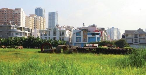 TP.HCM kiến nghị chuyển mục đích sử dụng đất 35 dự án