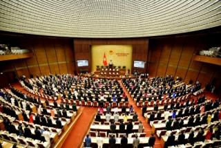Sáng nay (23/10), khai mạc kỳ họp thứ 4 Quốc hội khóa XIV
