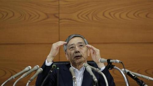 Nikkei: Kuroda được ưa chuộng tiếp tục là Thống đốc NHTW Nhật