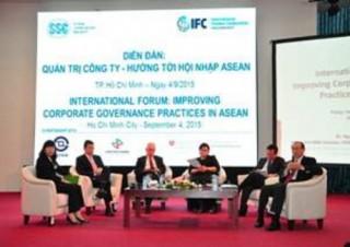 Vinamilk, HSC, DPM đứng đầu về quản trị công ty tại Việt Nam