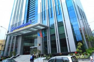 Sacombank lãi trước thuế 2.141 tỷ đồng trong 9 tháng đầu năm