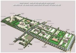 Hà Nội: Phê duyệt kế hoạch bồi thường, hỗ trợ GPMB dự án khu đô thị Đại học