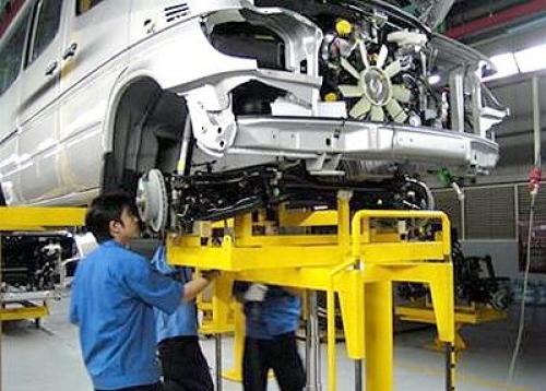 Sản xuất công nghiệp 11 tháng tăng 7,3%, thấp hơn cùng kỳ