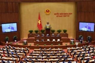 Quốc hội thảo luận về công tác giải quyết khiếu nại, tố cáo