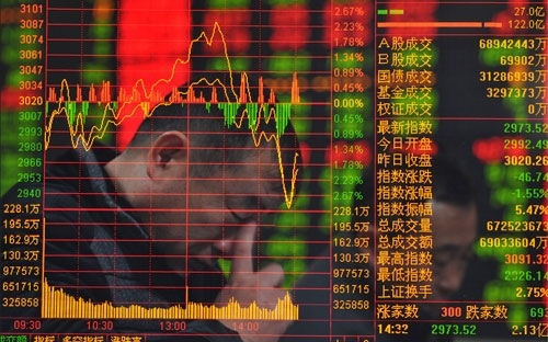 """Trung Quốc """"nới' tiếp cận thị trường tài chính cho các nhà đầu tư nước ngoài"""