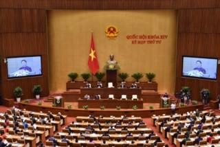 Quốc hội thảo luận về Luật Phòng, chống tham nhũng (sửa đổi)