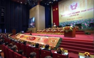 Khai mạc Đại hội Thi đua yêu nước toàn quốc lần thứ IX
