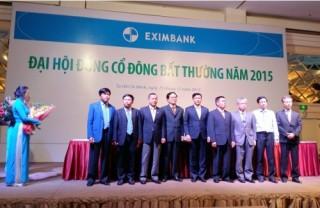 Ông Lê Minh Quốc được bầu làm chủ tịch HĐQT Eximbank