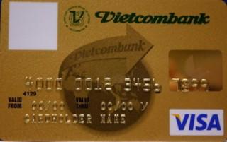 Vietcombank ưu đãi chi tiêu bằng thẻ ghi nợ Vietcombank Visa