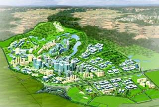 Khẩn trương lập đồ án quy hoạch chi tiết Khu đô thị sinh thái Hòa Lạc