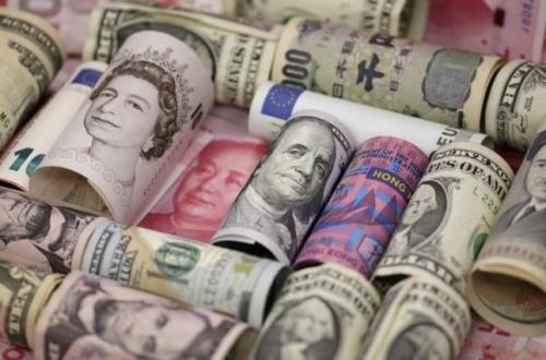 USD giảm vì dự luật thuế, euro bị ECB nhấn chìm