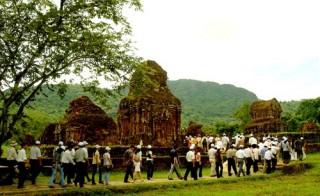 Du lịch Mỹ Sơn: Tiềm năng chưa được phát huy