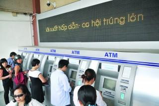 Vĩnh phúc: Bảo đảm ATM thông suốt
