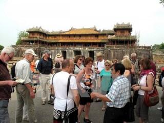 Hơn 75.000 du khách đăng ký đến Huế dịp Tết Nguyên đán Ất Mùi