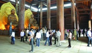Chuyện lễ chùa đầu năm