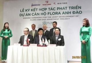 CTCP Đầu tư Nam Long: Hợp tác đầu tư nâng tầm thương hiệu