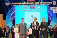 Syrena Việt Nam nhận giải thưởng thương hiệu mạnh Việt Nam 2014