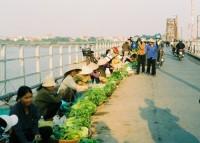 Chợ cóc và văn minh đô thị