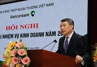 Vietcombank đạt kết quả kinh doanh ấn tượng trong năm 2019