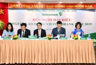 Vietcombank tổ chức Hội nghị đại biểu người lao động năm 2019