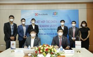 SeABank hợp tác chiến lược với FPT Smart Cloud ra mắt trợ lý ảo tổng đài AI
