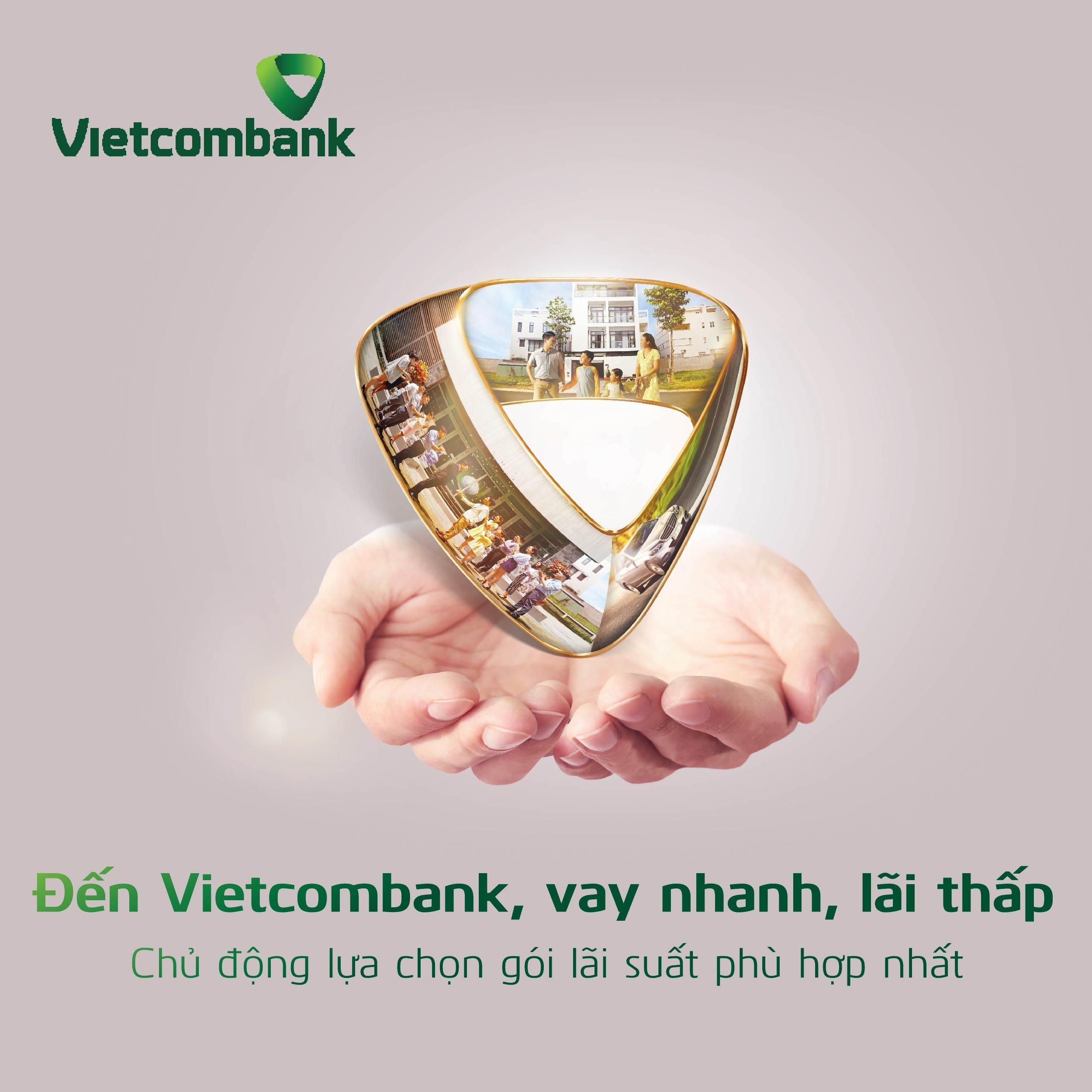 vietcombank dong loat trien khai cac chuong trinh uu dai lai suat danh cho khach hang ca nhan va khach hang sme vay von
