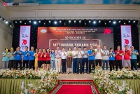 Thanh Hóa: Tổ chức Hội thao chào mừng kỷ niệm 70 năm thành lập ngành Ngân hàng