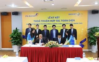 PG Bank và Bảo Việt Nhân thọ công bố hợp tác toàn diện
