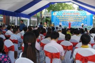 Phát động Tháng hành động về an toàn vệ sinh lao động, phòng chống cháy nổ