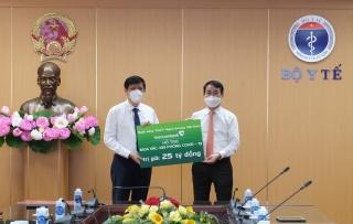 Vietcombank dành gần 200 tỷ đồng cho giáo dục và y tế mỗi năm