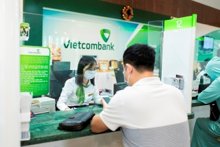 Vietcombank giảm lãi suất tiền vay và phí cho khách hàng tại Bắc Ninh, Bắc Giang